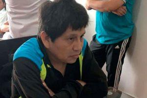 Fiscal Abel Concha continuará cumpliendo prisión preventiva