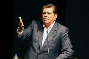 Alan García no acude a citación de la Fiscalía