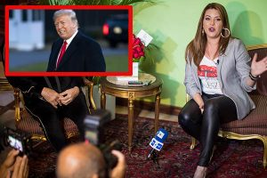 Alicia Machado se dice víctima de Donald Trump