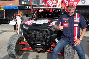 Aníbal Aliaga quiere hacer historia en el Rally Dakar 2019