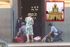 Brasil: Hombre mata a cuatro fieles en una catedral