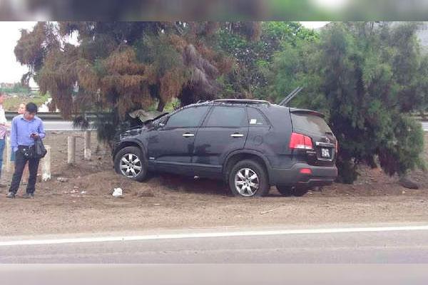 Cañete: Hermano y cuñada de Juan Carlos Orderique fallecen en accidente