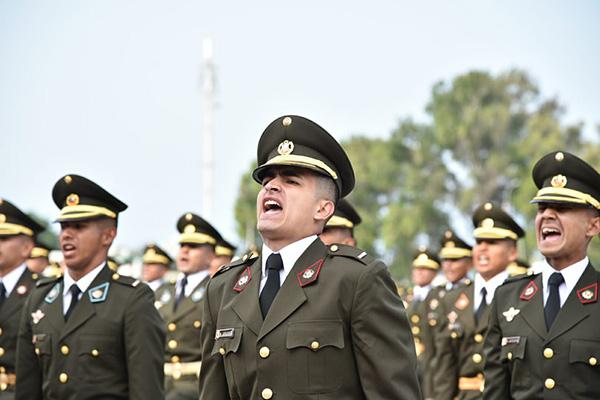 143 cadetes de la Escuela Militar de Chorrillos se graduaron hoy [VÍDEO]