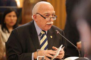 """Fuerza Popular no busca """"por el momento"""" interpelar al titular del MTC, dice Tubino"""