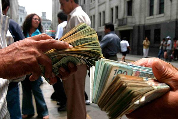 Dólar llega a 3.6140 soles