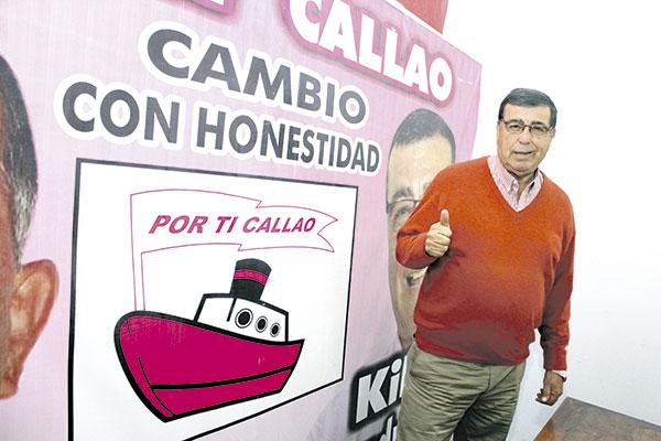 Callao cambia de autoridades y recibe a la Virgen de Fátima