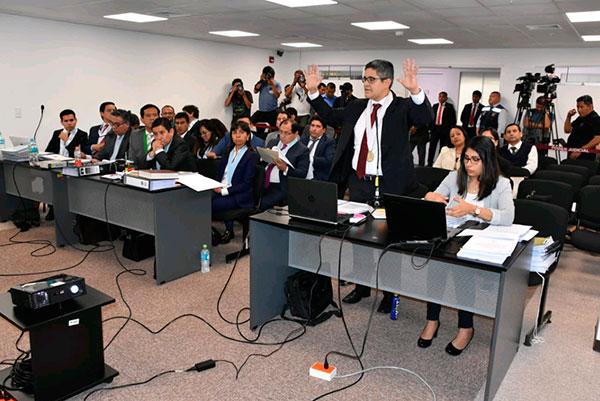 Fiscal José Domingo Pérez solicitó prisión preventiva por 11 meses y 22 dias a Keiko Fujimori