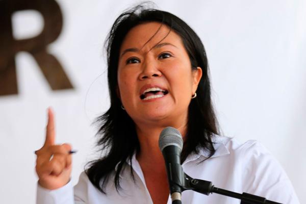 Abogados de Keiko Fujimori son incluidos en investigación por el caso Odebrecht