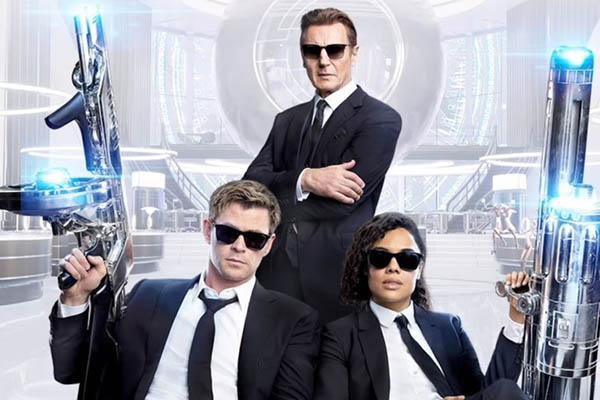 """Men in Black: International"": Lanzan tráiler [VÍDEO]"