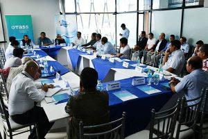 OTASS inicia en EPSEL reuniones descentralizadas con gobernadores y alcaldes