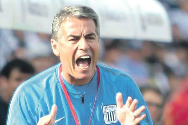 ¡CONFIRMADO! Pablo Bengoechea vuelve a ser técnico de Alianza Lima