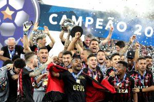 Atlético Paranaense se alza con la Copa Sudamericana 2018
