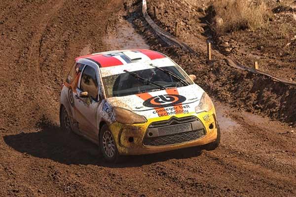 Mario Hart triunfa en Rally de Chile