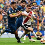 River Plate y Boca Juniors juegan esta tarde en el Bernabéu