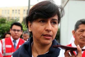Sylvia Cáceres es la nueva ministra de Trabajo