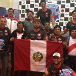 Perú alza título sudamericano de motos acuáticas