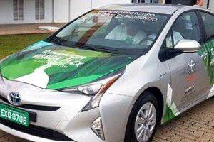 Brasil: Presentan tecnología del primer automóvil híbrido flex [VÍDEO]