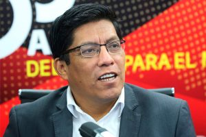 Vicente Zeballos pide la continuidad de las fiscales Rocío Sánchez y Sandra Castro