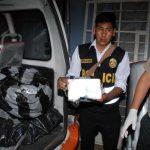 Centro de Lima: PNP incauto 350 kilos de droga que iba ser enviada a Europa