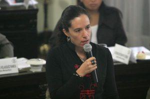 """Marisa Glave: """"Le han creado un atenuante al lavado de activos"""""""