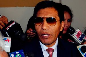 Moisés Mamani: Fiscalía declaró fundado el levantamiento de su inmunidad parlamentaria