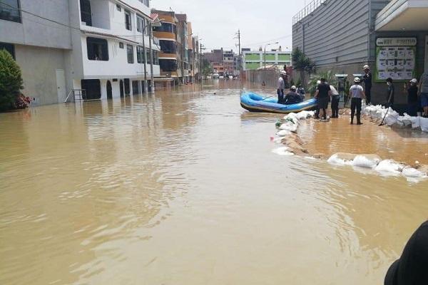 SJL: Zona afectada es declarada en emergencia ambiental