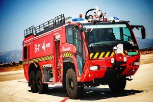 Dakar 2019: Equipo holandés dona camión contraincendios a CGBVP