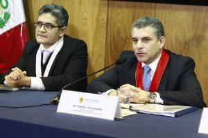 José Domingo Pérez y Rafael Vela a Andorra