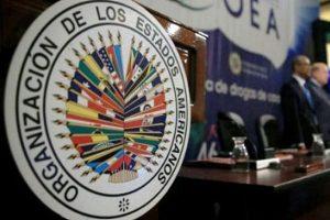 OEA en sesión extraordinaria por Venezuela