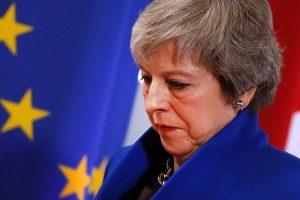 Theresa May: Parlamento británico rechaza el Brexit