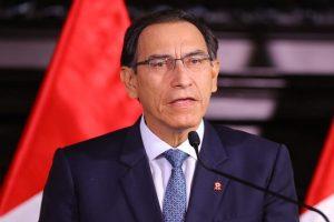 Martín Vizcarra pide al Congreso cumplir plazo de aprobación de reformas