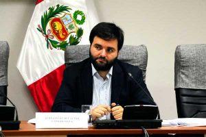 Alberto de Belaunde: Fuerza Popular lo denuncia ante la Comisión de Ética