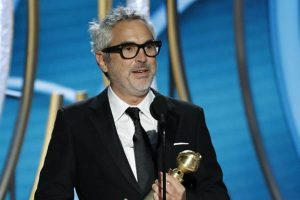 Globos de Oro: Roma, la mejor película