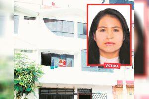 Callao: Sujeto asesina a mujer de 18 años