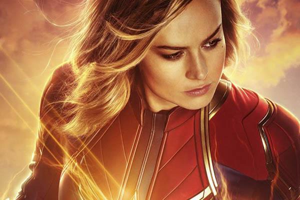 Capitana Marvel recibe un emocionante nuevo avance centrado en su protagonista