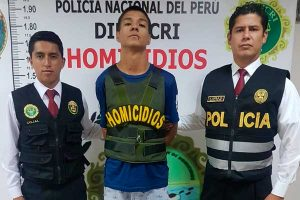 PNP captura a temibles sicarios 'Cholo Walter' y 'Chevchenco'