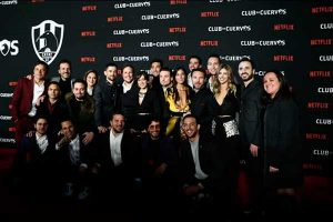 Stephanie Cayo le dice adiós a 'Club de Cuervos'