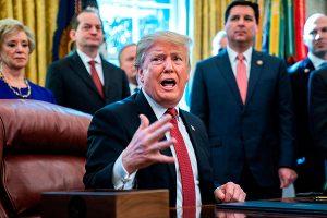 "Donald Trump: Crisis frontera con México es ""peor que Afganistán"""