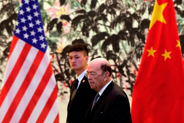 China y Estados Unidos logran avances en negociaciones