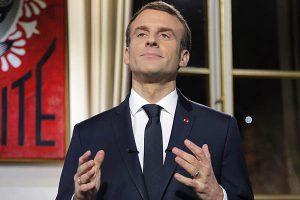 Emmanuel Macron a Vladimir Putin: Prioridad en Siria es erradicar al Estado Islámico