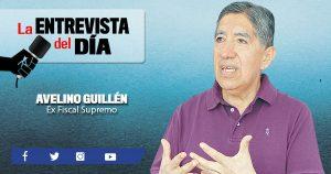 "Avelino Guillén: ""Irrupción en oficinas lacradas revela grupo delictivo en Fiscalía"""