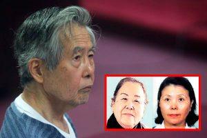 Alberto Fujimori: Poder Judicial declara prescritos juicios contra sus hermanas