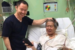 Kenji Fujimori se manifiesta a pesar de sus problemas: #LaVidacontinúa  [VÍDEO]