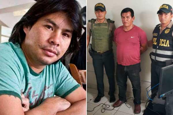 Cae hampón que planificó crimen de fotógrafo Luis Choy