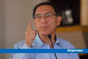 Vizcarra sostiene que detención de Toledo afecta la imagen del país