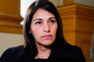 Milagros Salazar se pone a disposición de la Comisión de Ética