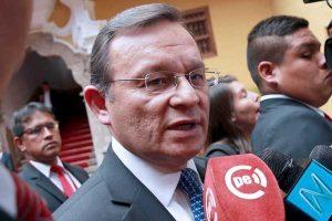 Néstor Popolizio: Extradición de Toledo está en una etapa donde no se requiere de abogados