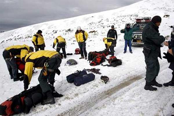 Áncash: Tres españoles y un peruano mueren en nevado