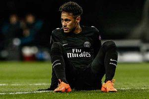 "Neymar se pierde la ""Champions League"" y amistosos de Brasil"