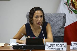 Votarán informe final sobre caso de Paloma Noceda